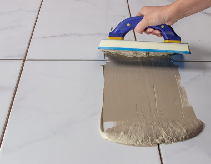 Tile Grouting